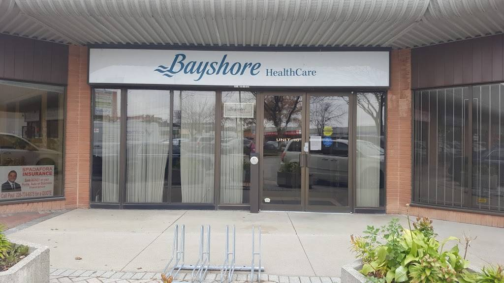 Bayshore Infusion Clinic - health    Photo 2 of 3   Address: Health Centre, 700 Tecumseh Rd E Suite 305, Windsor, ON N8X 4T2, Canada   Phone: (877) 235-7798