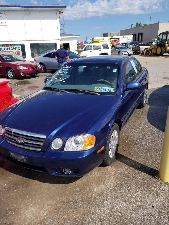 Motor City Motors - car dealer    Photo 2 of 8   Address: 8717 S Broadway, St. Louis, MO 63111, USA   Phone: (314) 638-1222
