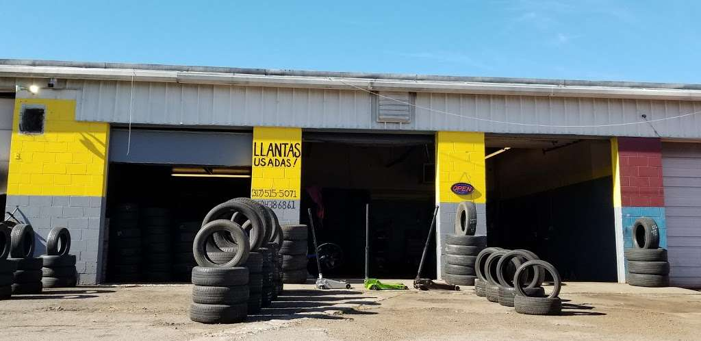JADE USED TIRE SHOP - car repair  | Photo 2 of 10 | Address: 6105 E 38th St, Indianapolis, IN 46226, USA | Phone: (317) 515-5071