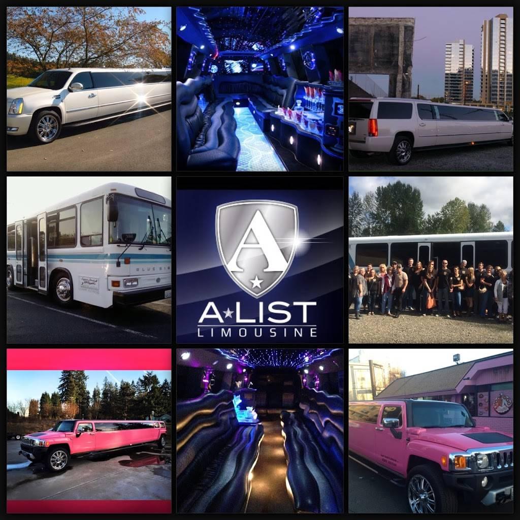 A List Limousine - travel agency    Photo 3 of 7   Address: 801 NW 184th St, Ridgefield, WA 98642, USA   Phone: (503) 223-0366