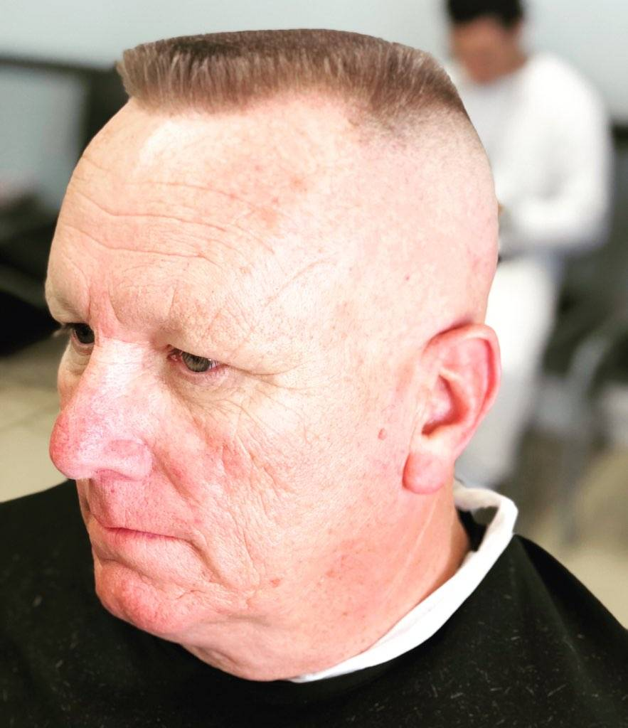 Scissors Edge Barber shop - hair care  | Photo 7 of 8 | Address: 1318 Seven Springs Blvd, New Port Richey, FL 34655, USA | Phone: (727) 375-0796