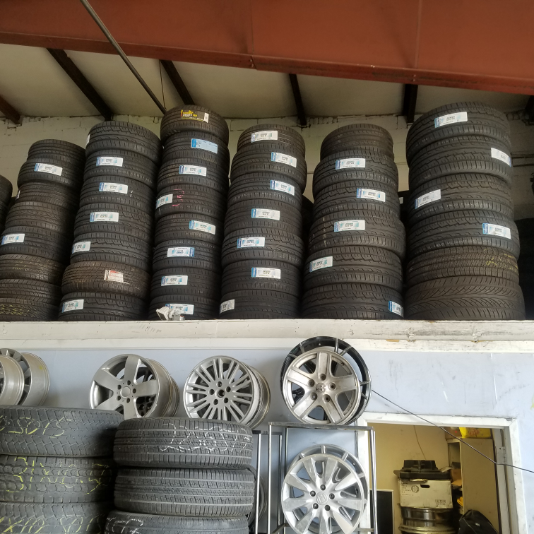 Ameritech Tire Inc. New & Used tires..24hrs tireshop - car repair  | Photo 5 of 10 | Address: 1205 Marblewood Ave, Capitol Heights, MD 20743, USA | Phone: (240) 764-8415