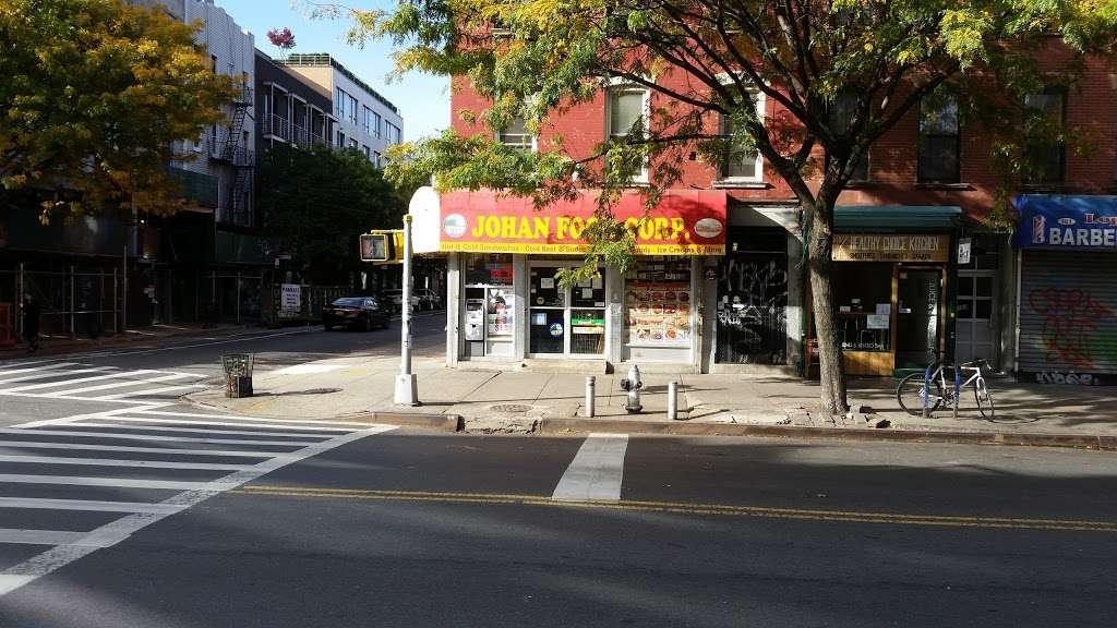 Johan Food Corporation - store  | Photo 1 of 2 | Address: 145 Meserole St, Brooklyn, NY 11206, USA | Phone: (718) 388-6254