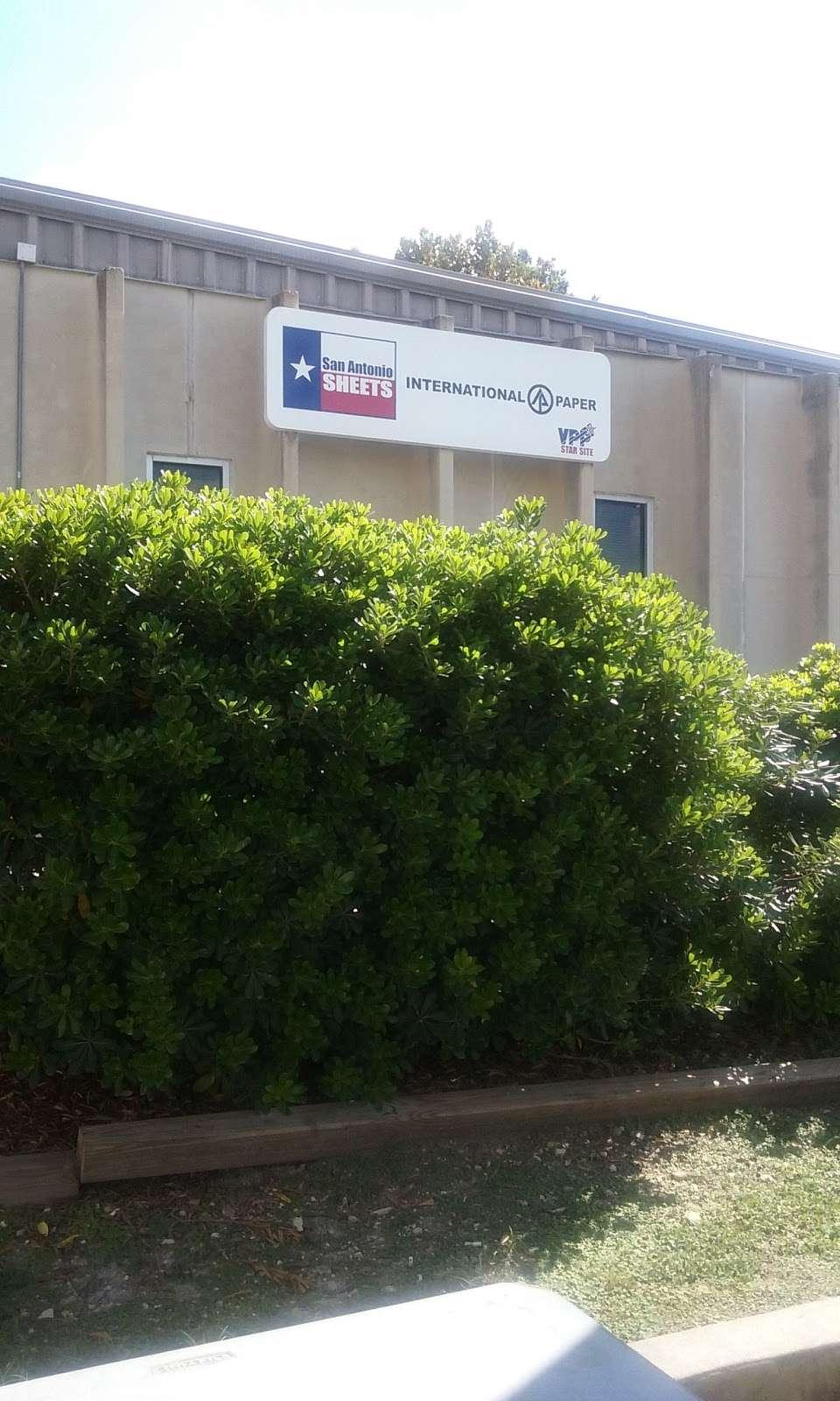 International Paper - store  | Photo 5 of 9 | Address: 610 Pop Gunn St, San Antonio, TX 78219, USA | Phone: (210) 661-8543