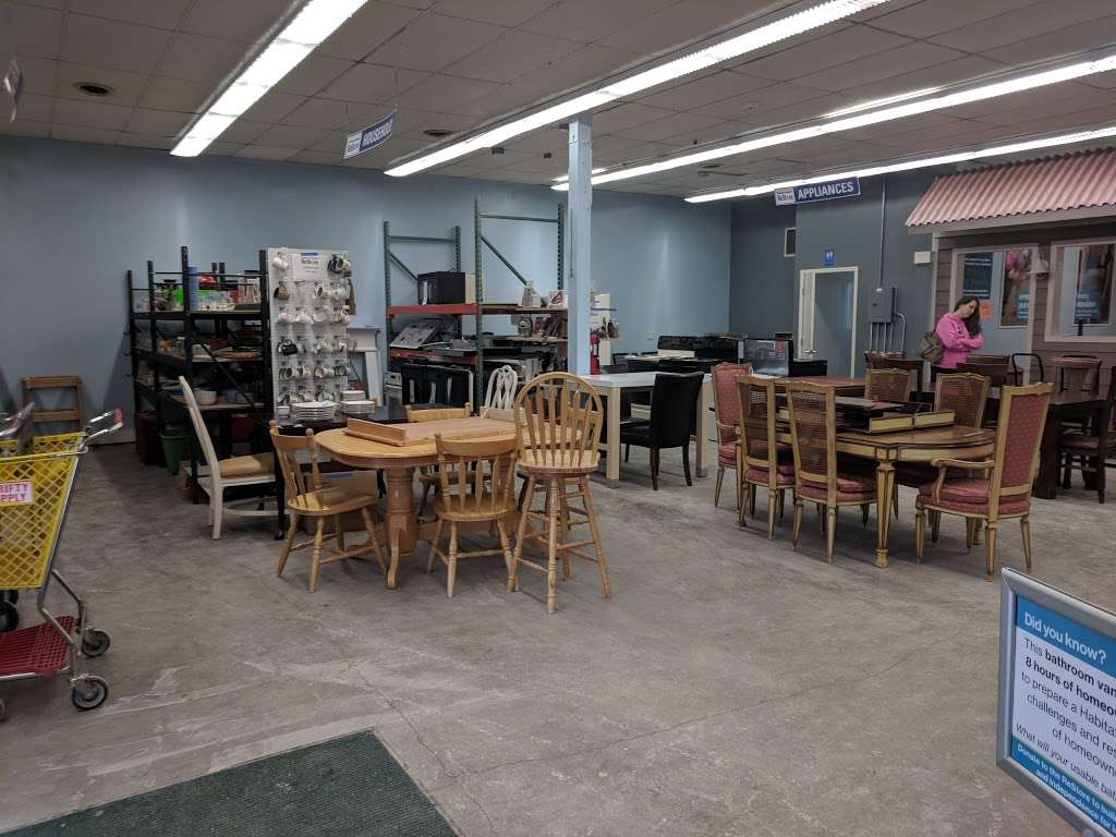 Habitat For Humanity Restore 1141 W Us Hwy 40 Greenfield In 46140 Usa