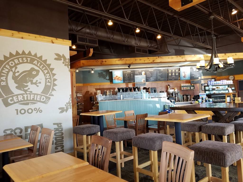 Caribou Coffee - cafe  | Photo 7 of 9 | Address: 9420 N 36th Ave, New Hope, MN 55427, USA | Phone: (763) 546-1818