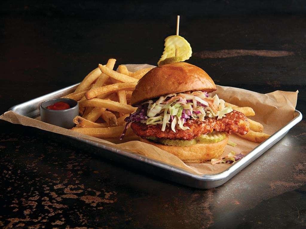 Saltgrass Steak House - restaurant  | Photo 9 of 10 | Address: 14909 I-45 North, Houston, TX 77090, USA | Phone: (281) 872-4545