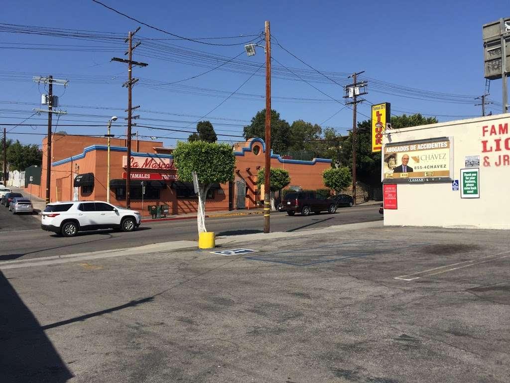 FAMOUS ED LIQUR & JR MARKET - store  | Photo 8 of 10 | Address: 2720 Whittier Blvd, Los Angeles, CA 90023, USA | Phone: (323) 269-4297