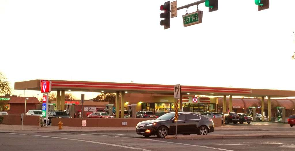 Circle K - convenience store  | Photo 5 of 10 | Address: 6735 W Peoria Ave, Peoria, AZ 85345, USA | Phone: (623) 487-3478