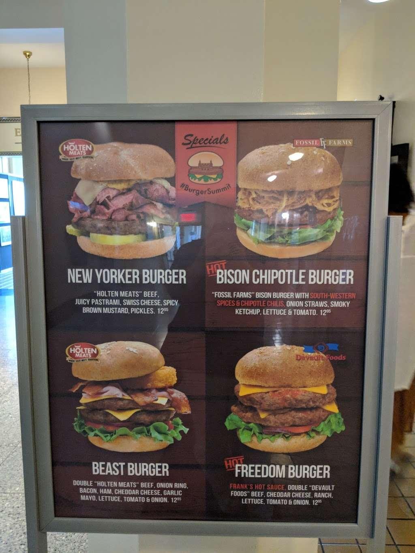 Ellis Island Cafe - restaurant    Photo 8 of 10   Address: Ellis Island, New York, NY 10004, USA