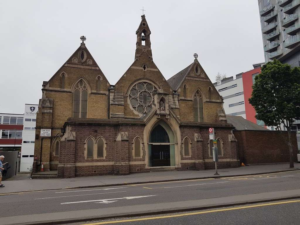 St. Marys Catholic High School - school    Photo 2 of 6   Address: Woburn Rd, Croydon CR9 2EE, UK   Phone: 020 8686 3837