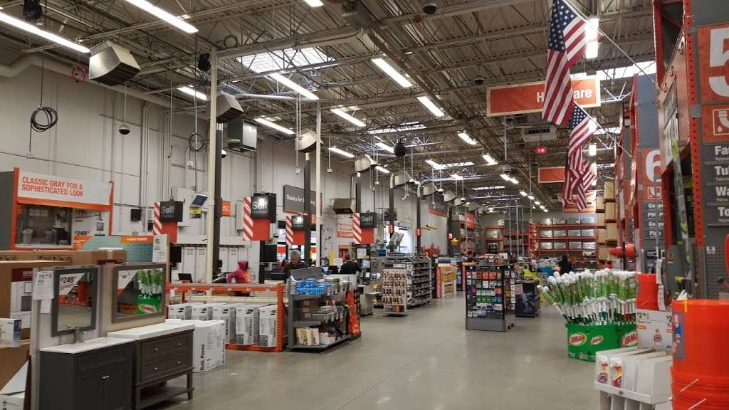 The Home Depot - hardware store  | Photo 3 of 10 | Address: 600 Connecticut Ave, Norwalk, CT 06854, USA | Phone: (203) 854-9111