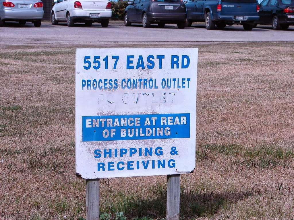 Process Control Outlet - electronics store  | Photo 2 of 3 | Address: 5517 E Rd, Baytown, TX 77521, USA | Phone: (281) 421-1321