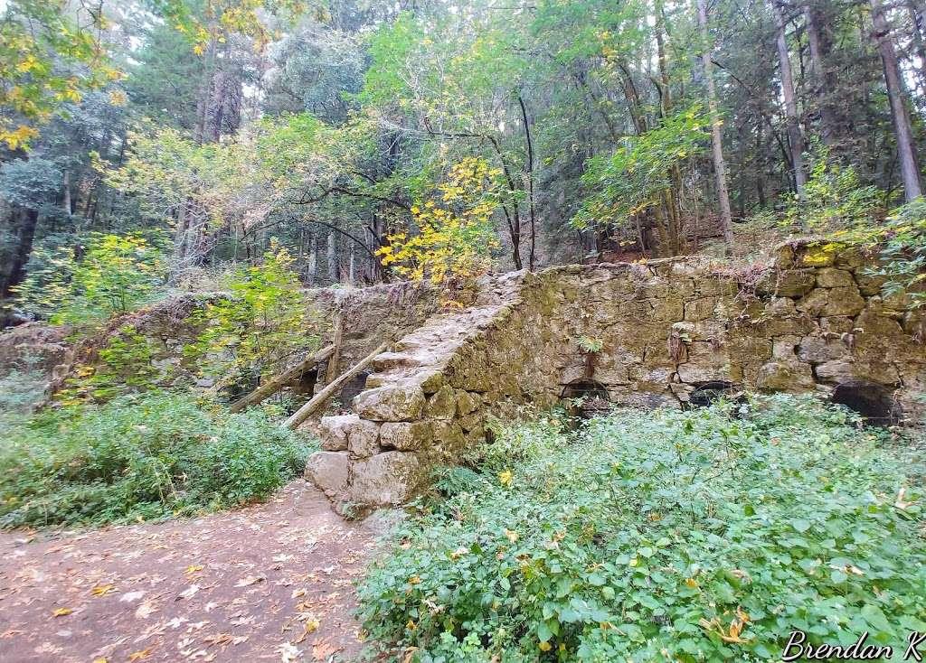 Old Lime Kiln Ruins - park  | Photo 3 of 10 | Address: Fall Creek Trail, Felton, CA 95018, USA