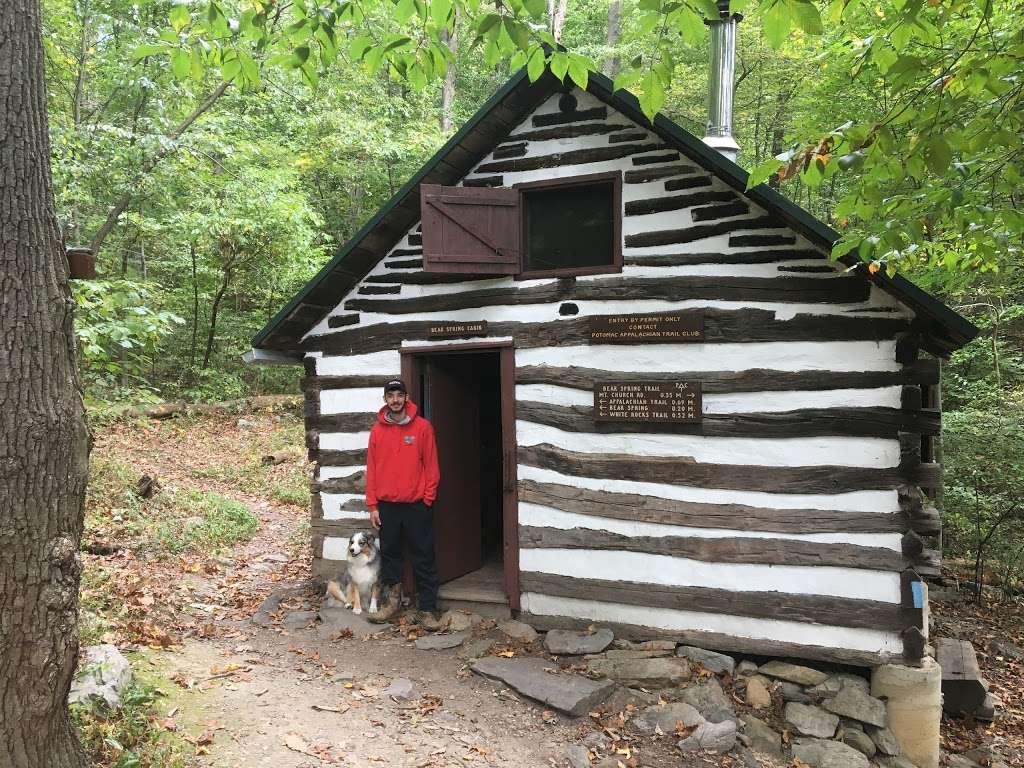 Bear Spring Cabin PATC - lodging  | Photo 1 of 10 | Address: 22, Burkittsville, MD 21769, USA | Phone: (703) 242-0315