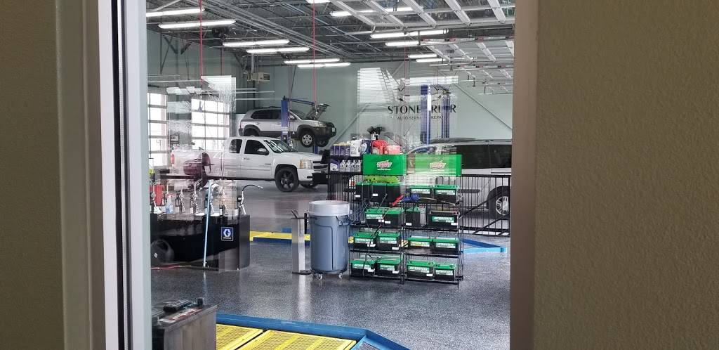 Stonebriar Auto Service & Repair, LLC - car repair  | Photo 4 of 10 | Address: 12600 Lebanon Rd, Frisco, TX 75035, USA | Phone: (469) 200-8406