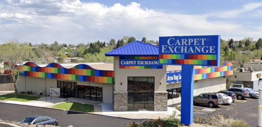 Carpet Exchange - home goods store  | Photo 1 of 7 | Address: 8390 W Coal Mine Ave, Littleton, CO 80123, USA | Phone: (303) 972-1611