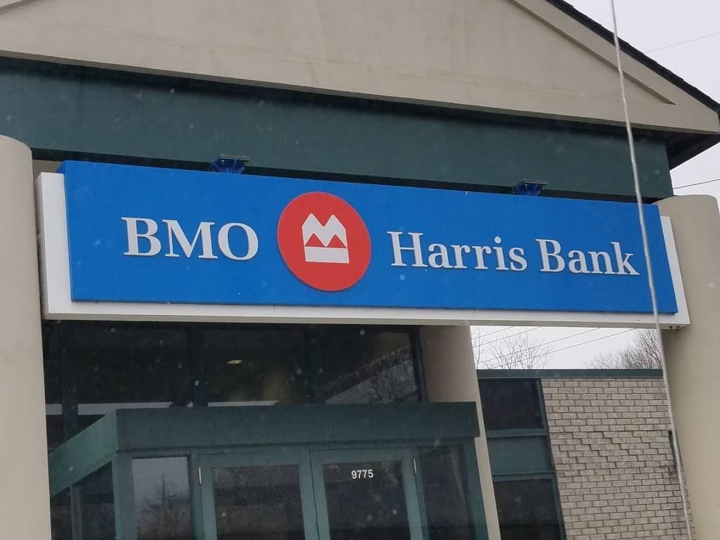 BMO Harris Bank - bank  | Photo 1 of 4 | Address: 9775 Fall Creek Rd, Indianapolis, IN 46256, USA | Phone: (317) 845-9619
