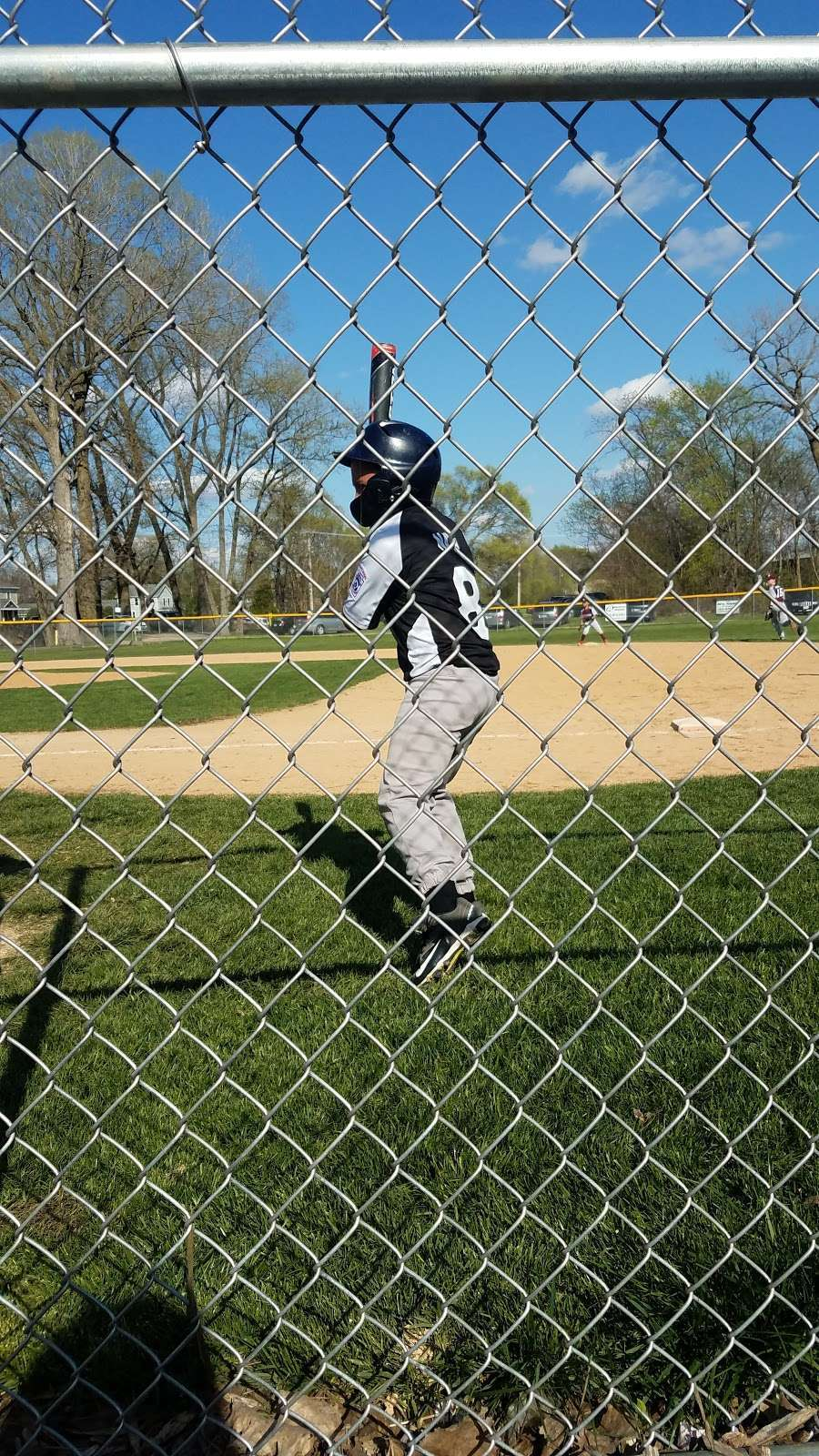 Sponable Little League Park - park    Photo 2 of 7   Address: 137 N Sponable St, Marengo, IL 60152, USA