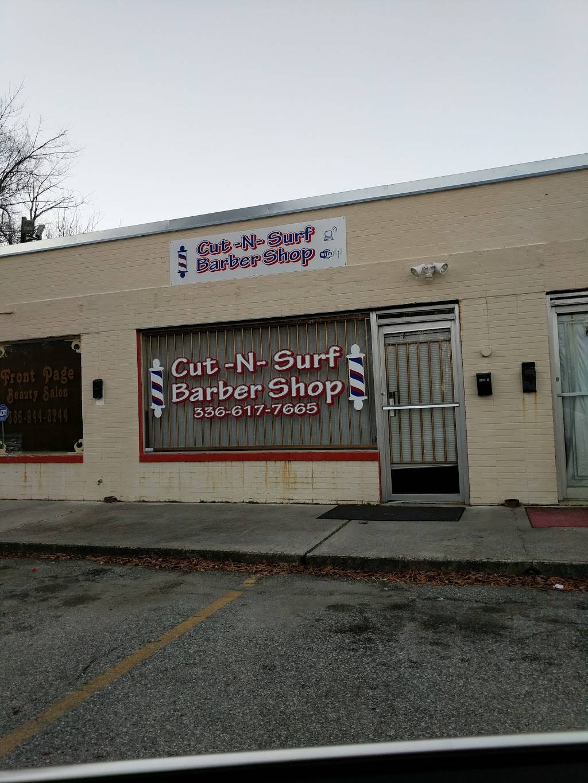 Cut N Surf Barber Shop - hair care  | Photo 1 of 3 | Address: 2908 Liberty Rd, Greensboro, NC 27406, USA | Phone: (336) 617-7665