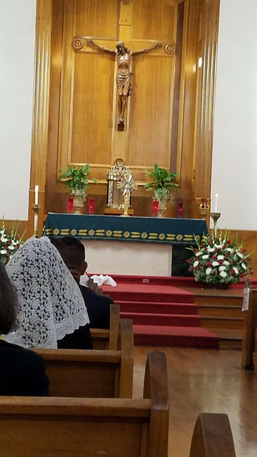 St. Anne Church - church  | Photo 2 of 10 | Address: 1344 S Main St, Santa Ana, CA 92707, USA | Phone: (714) 835-7434