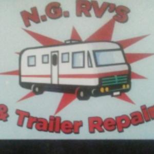 NG RV & Trailer Repair - car repair  | Photo 7 of 10 | Address: 3796 W Edward Ave, Las Vegas, NV 89108, USA | Phone: (702) 913-0070