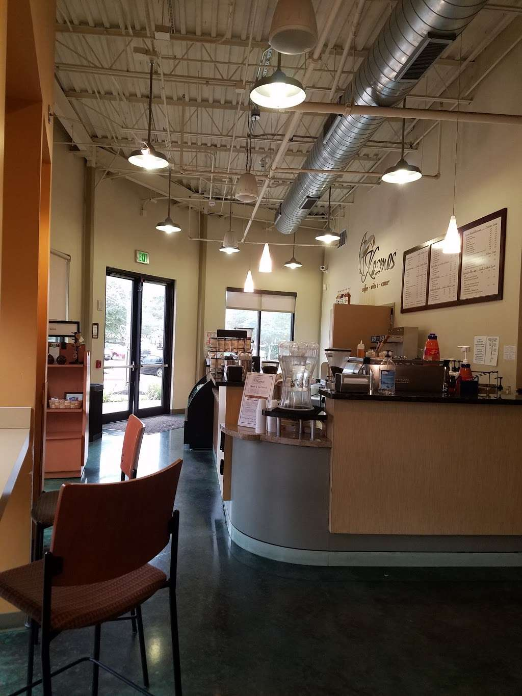 Kosmos Coffee Shop (Fellowship Church) - cafe  | Photo 9 of 10 | Address: 22765 Westheimer Pkwy, Katy, TX 77450, USA | Phone: (281) 395-4001