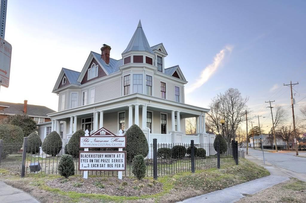 The Newsome House Museum & Cultural Center - museum  | Photo 1 of 7 | Address: 2803 Oak Ave, Newport News, VA 23607, USA | Phone: (757) 247-2360