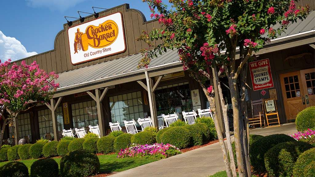 Cracker Barrel Old Country Store - store  | Photo 1 of 10 | Address: 5173 I-10 Frontage, Baytown, TX 77521, USA | Phone: (281) 421-5091
