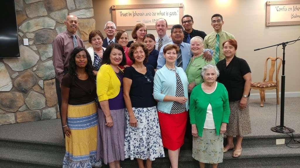 Kingdom Hall of Jehovahs Witnesses - church  | Photo 1 of 2 | Address: 225 E Oak Rd, Vineland, NJ 08360, USA | Phone: (856) 691-1975