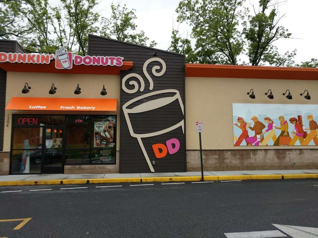 Dunkin - bakery  | Photo 3 of 10 | Address: 1200 Nanticoke Rd, Salisbury, MD 21801, USA | Phone: (410) 630-8260