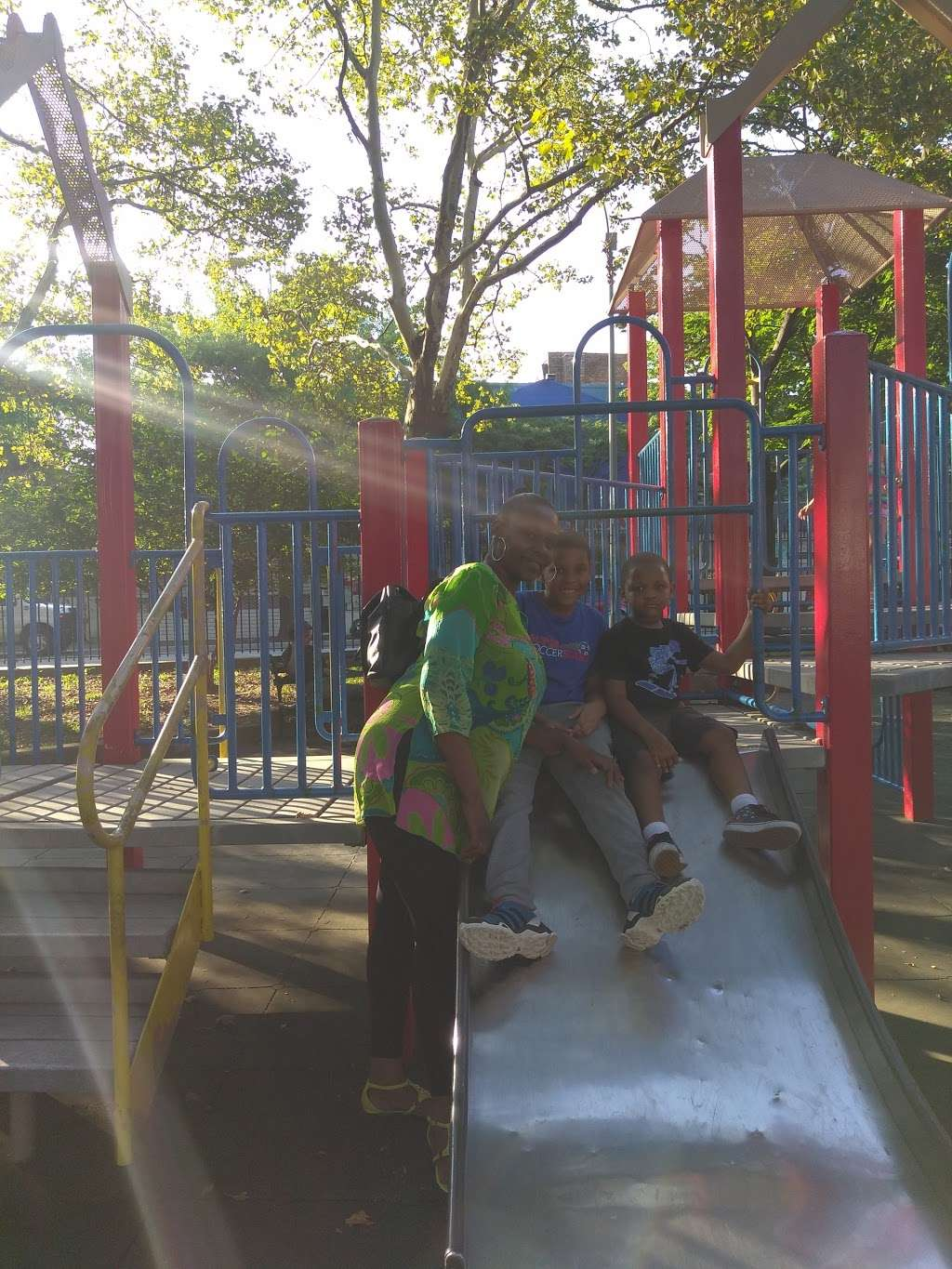 Youth Village Playground - park  | Photo 6 of 10 | Address: 1181 Boston Rd, Bronx, NY 10456, USA | Phone: (212) 639-9675