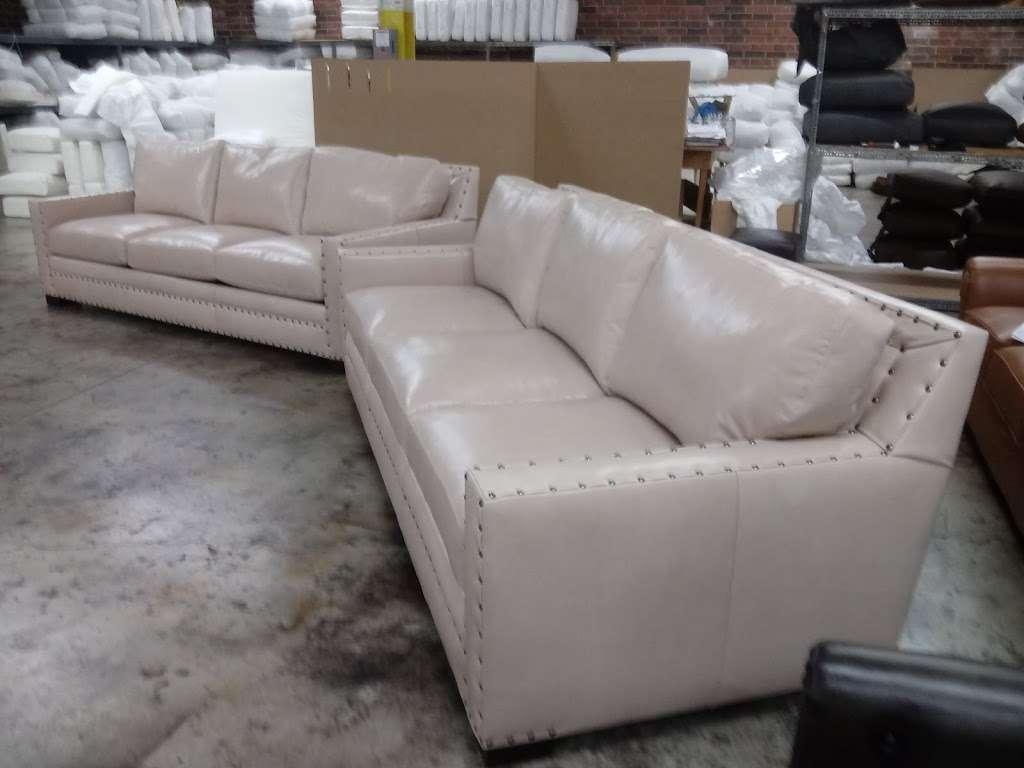 North Carolina Custom Leather - furniture store  | Photo 3 of 8 | Address: 1118 W 1st St, Conover, NC 28613, USA | Phone: (828) 326-8143