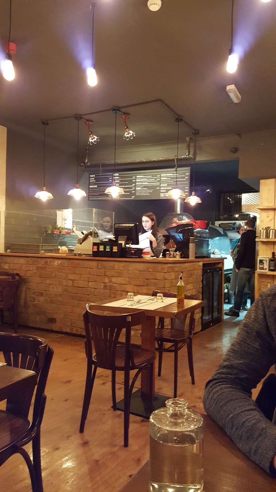 Pizzeria Di Camden - restaurant    Photo 2 of 10   Address: 195 Royal College St, London NW1 0SG, UK   Phone: 020 7284 3388