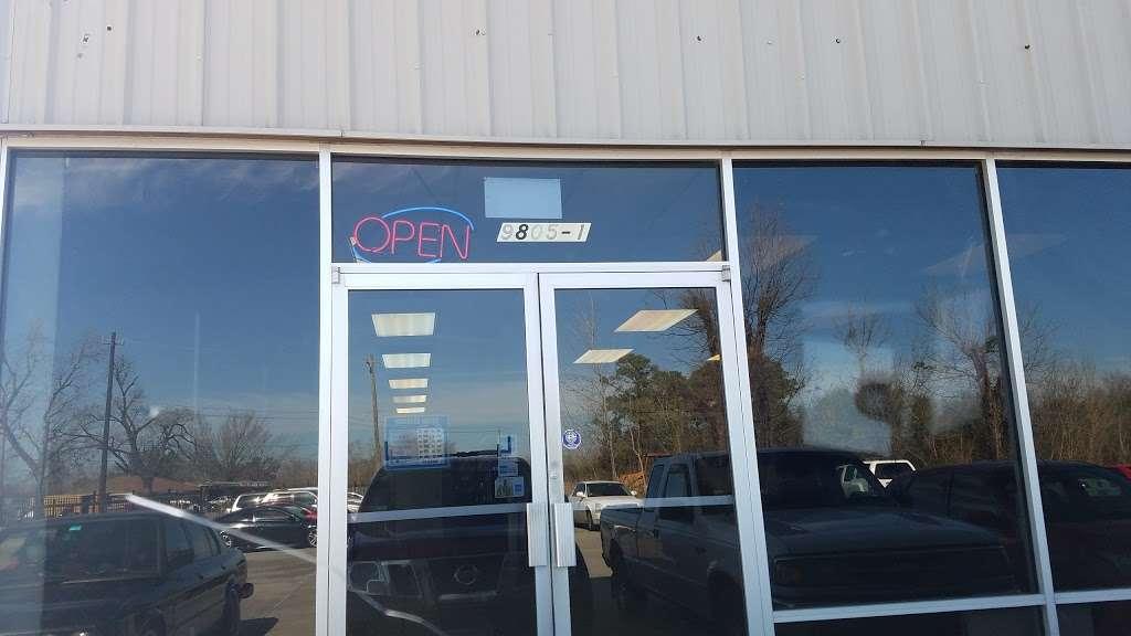 Simco Automotive Inc. - car repair    Photo 1 of 9   Address: 9805 Veterans Memorial Dr, Houston, TX 77038, USA   Phone: (281) 820-6000