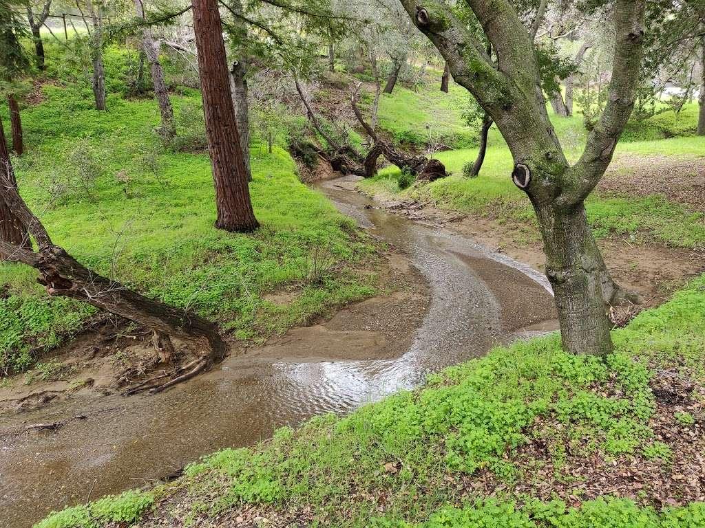 Trailhead - park    Photo 3 of 8   Address: Prospect Rd, Cupertino, CA 95014, USA