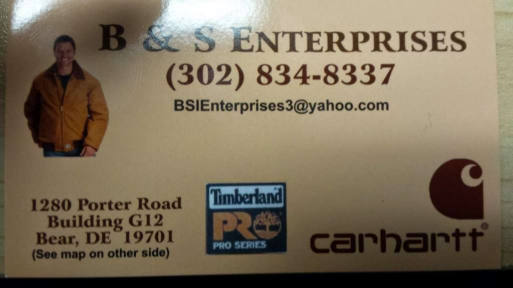 B & S Enterprises - clothing store    Photo 9 of 10   Address: 1280 Porter Rd, Bear, DE 19701, USA   Phone: (302) 834-8337