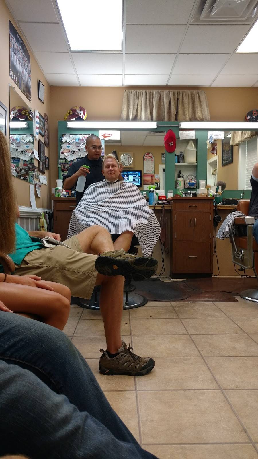 Azalea Barber Shop - hair care    Photo 1 of 1   Address: 9235 Shady Grove Rd # 110, Mechanicsville, VA 23116, USA   Phone: (804) 746-7272