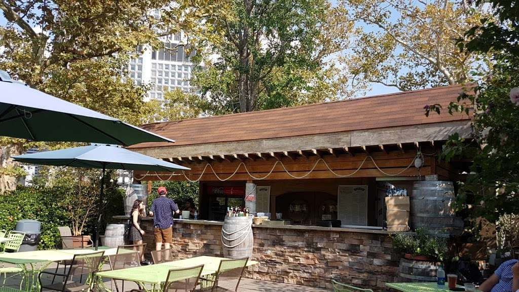 The Beer Garden - restaurant  | Photo 1 of 4 | Address: New York, NY 10004, USA