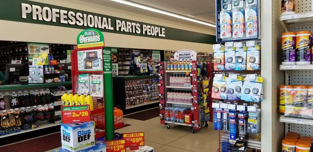 O Reilly Auto Parts Electronics Store 3711 Se Military