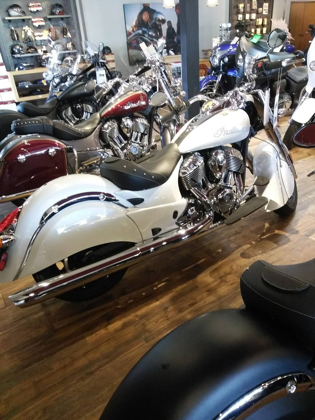 Sooner Indian Motorcycle - store    Photo 4 of 8   Address: 2232 Tecumseh Dr, Norman, OK 73069, USA   Phone: (405) 701-3131