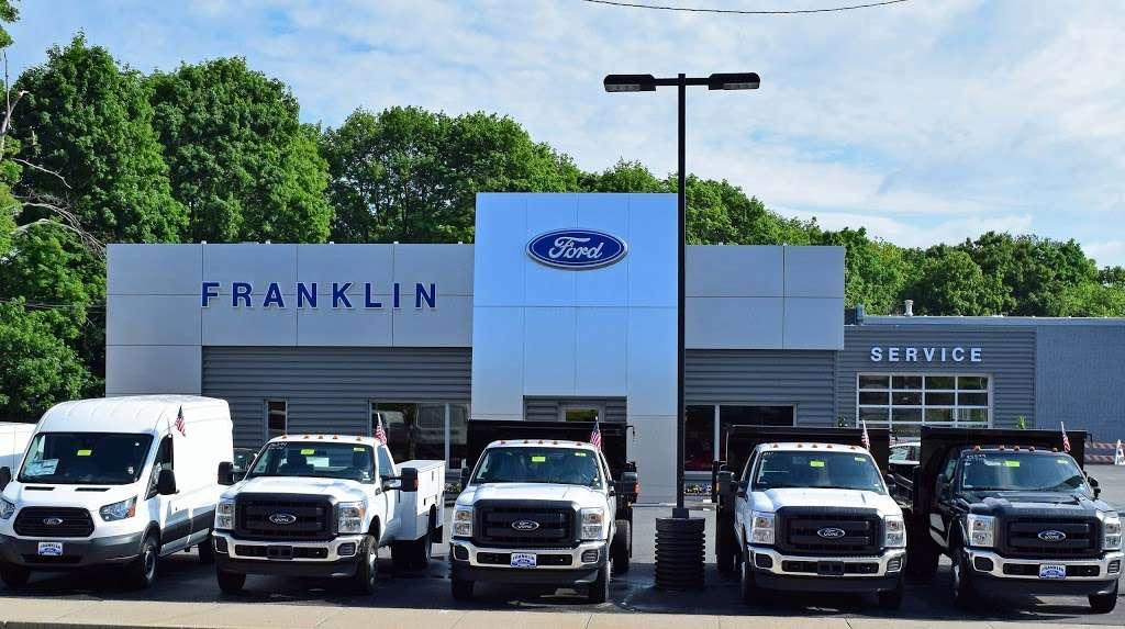 Franklin Ford - car rental  | Photo 5 of 10 | Address: 175 East Central Street, Franklin, MA 02038, USA | Phone: (508) 570-4022