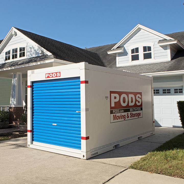 PODS Moving & Storage - moving company  | Photo 10 of 10 | Address: 8500 Clinton Rd, Cleveland, OH 44144, USA | Phone: (877) 770-7637