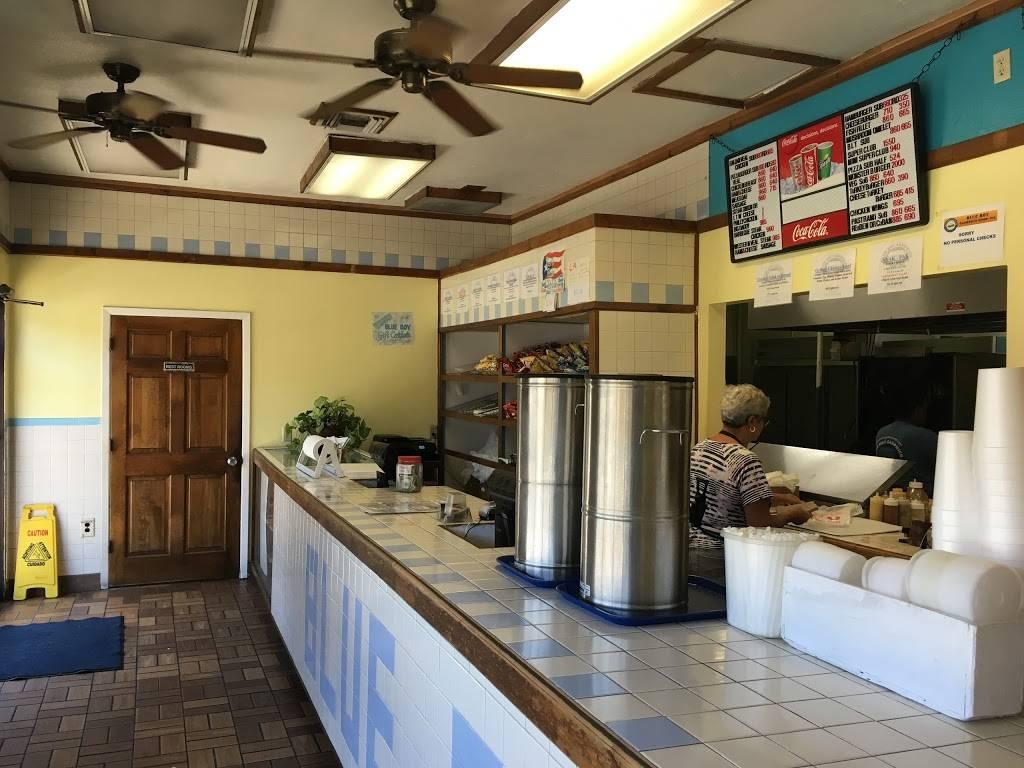 Blue Boy Sandwich Shop - restaurant  | Photo 7 of 10 | Address: 6514 Norwood Ave, Jacksonville, FL 32208, USA | Phone: (904) 768-9791