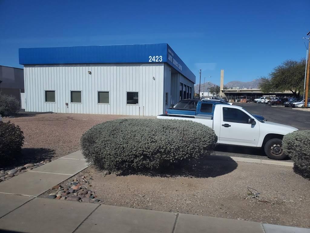 Grant Road Auto Service - car repair  | Photo 4 of 9 | Address: 2423 E Grant Rd, Tucson, AZ 85719, USA | Phone: (520) 327-2251