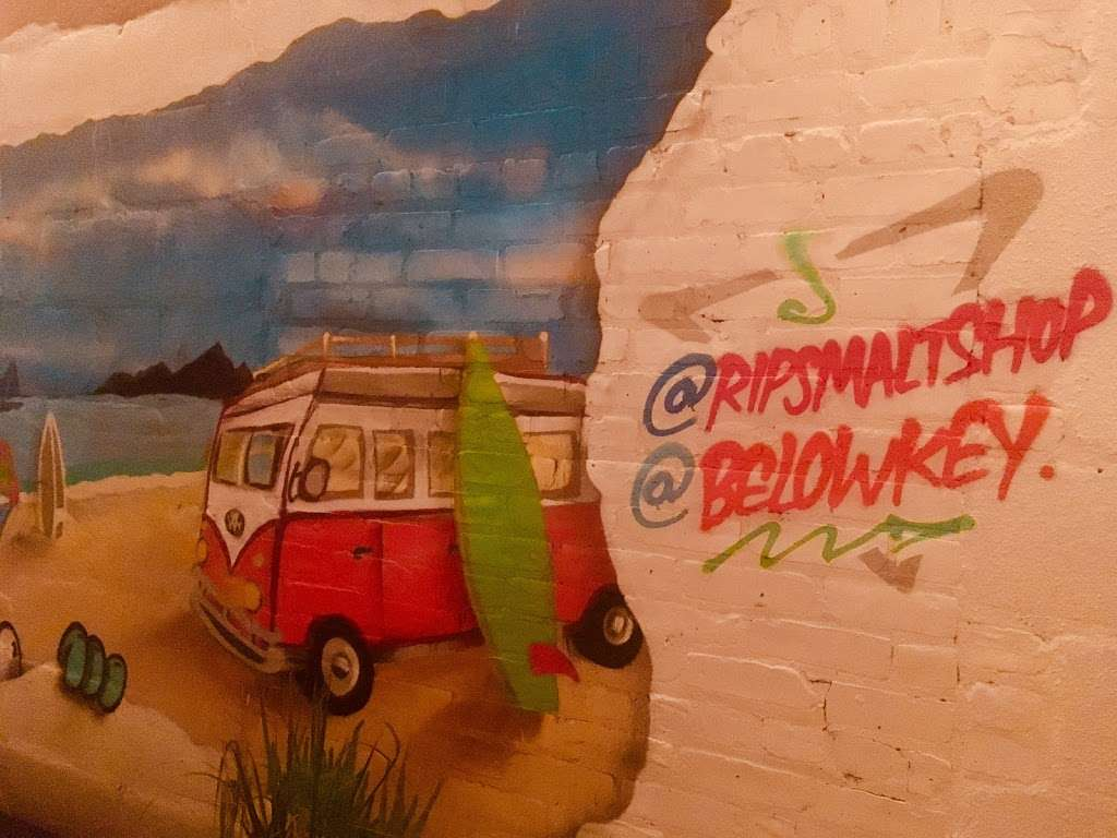 Rips Malt Shop - restaurant  | Photo 6 of 8 | Address: 10 Clermont Ave, Brooklyn, NY 11205, USA | Phone: (347) 689-9009