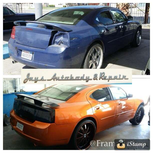 Jays Auto Body & Repair - car repair  | Photo 6 of 10 | Address: 27200 3rd St, Highland, CA 92346, USA | Phone: (909) 401-1919