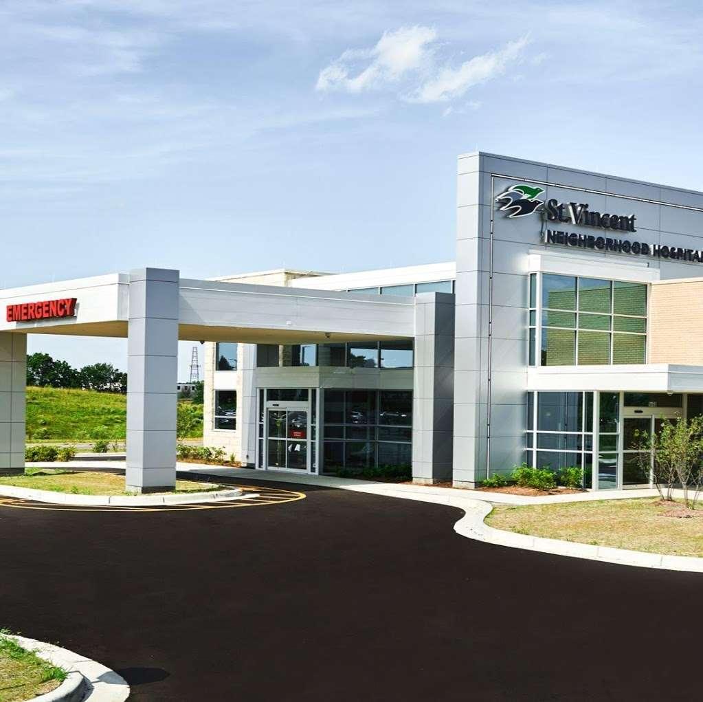 St. Vincent Neighborhood Hospital - Plainfield - hospital  | Photo 3 of 4 | Address: 2412 E Main St, Plainfield, IN 46168, USA | Phone: (317) 204-6910