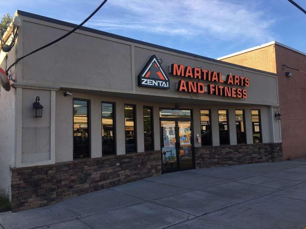 Zentai Martial Arts and After School Program - gym  | Photo 9 of 10 | Address: 575 Ridge Rd, North Arlington, NJ 07031, USA | Phone: (201) 431-5425