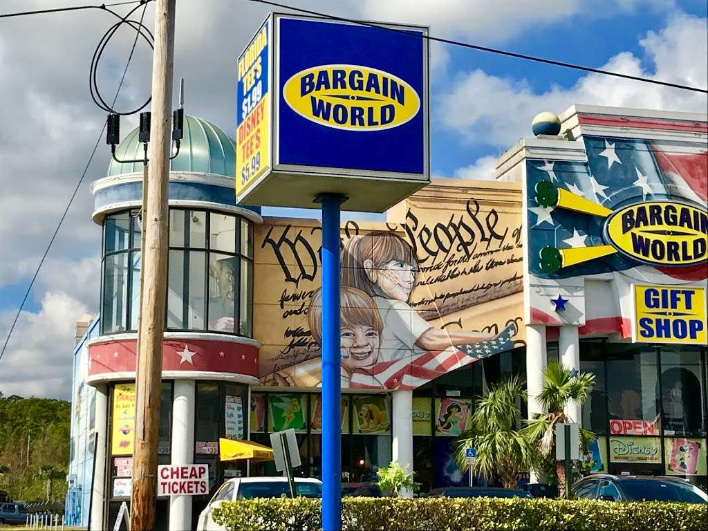 Bargain World Lake Buena Vista - clothing store    Photo 5 of 10   Address: 12236 S Apopka Vineland Rd, Orlando, FL 32836, USA   Phone: (407) 239-4100